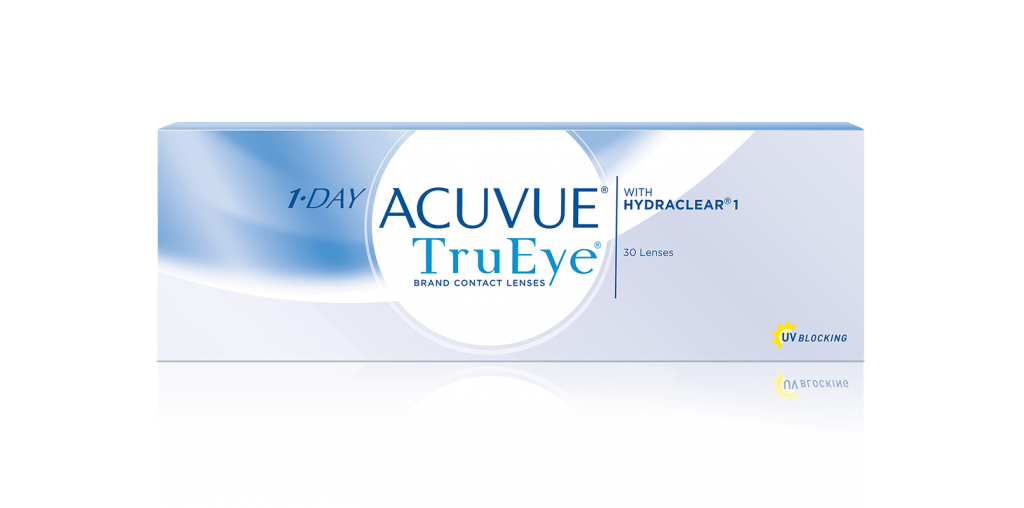 1-DAY ACUVUE ® TruEye ®